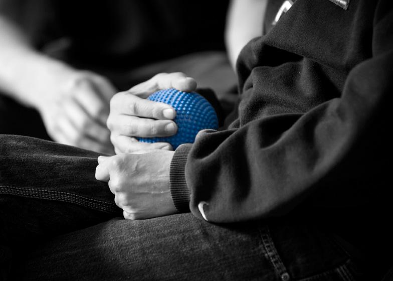 Handträning