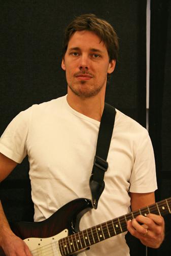 Kristoffer gitarr