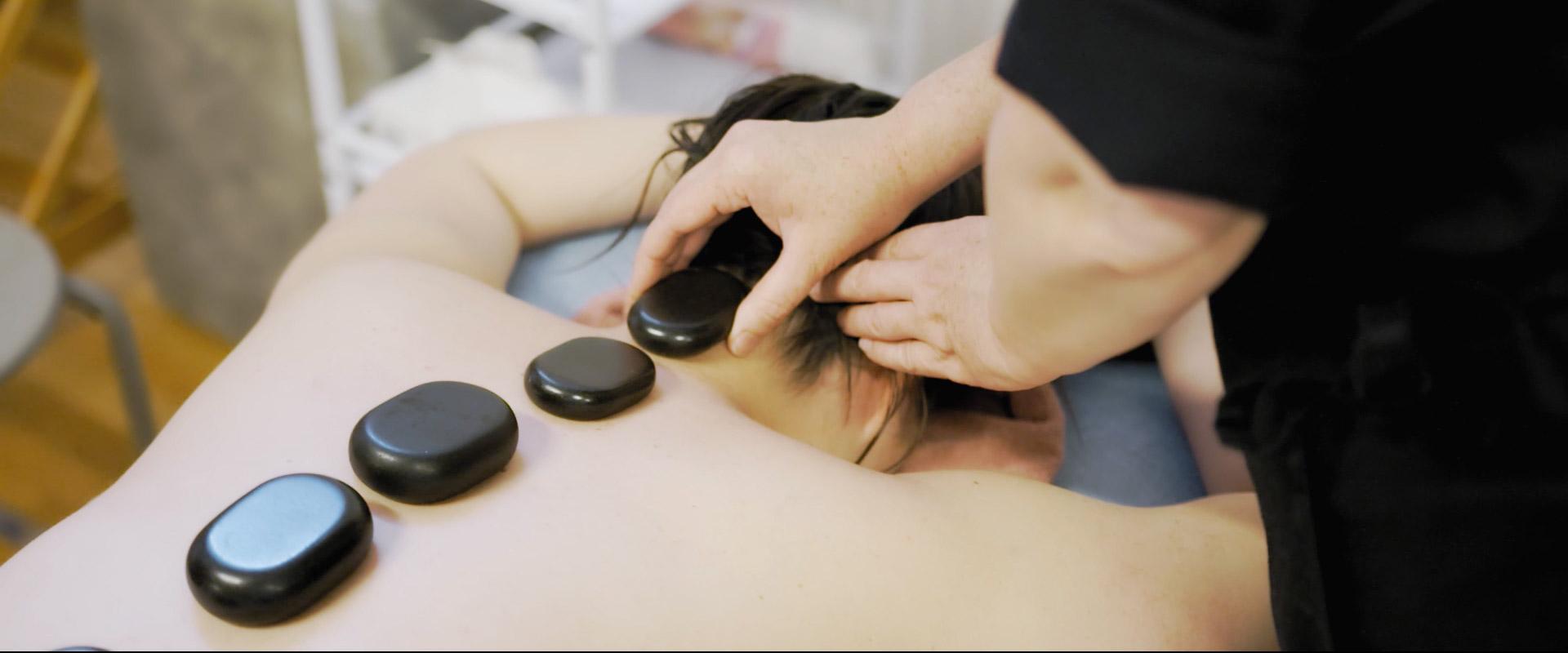 Certifierad massageterapeut/ spaterapeut